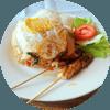 Bami of nasi speciaal