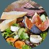 Salade 't Koepelbos